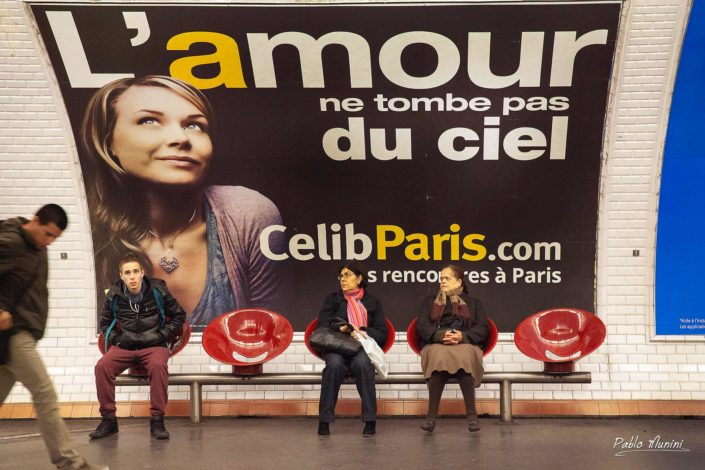 advertisment, art,culturally-rich stations metro stations Paris,