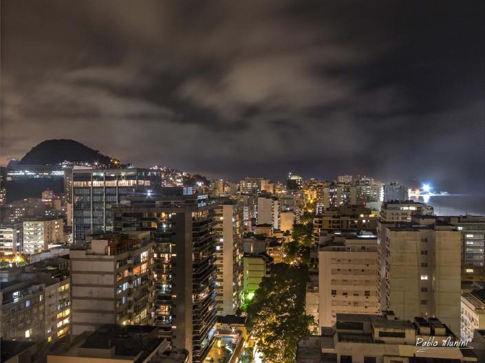 elevated view of buildings in Ipanema, 2014.Pablo Munini