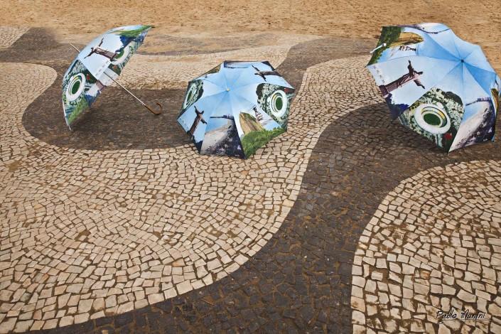 Copacabana sidewalk, Rio de Janeiro.Pablo Munini