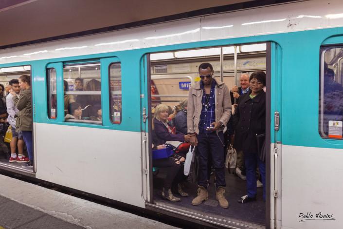 Miromesnil ,Paris Métro in the 8th arrondissement,Pablo Munini