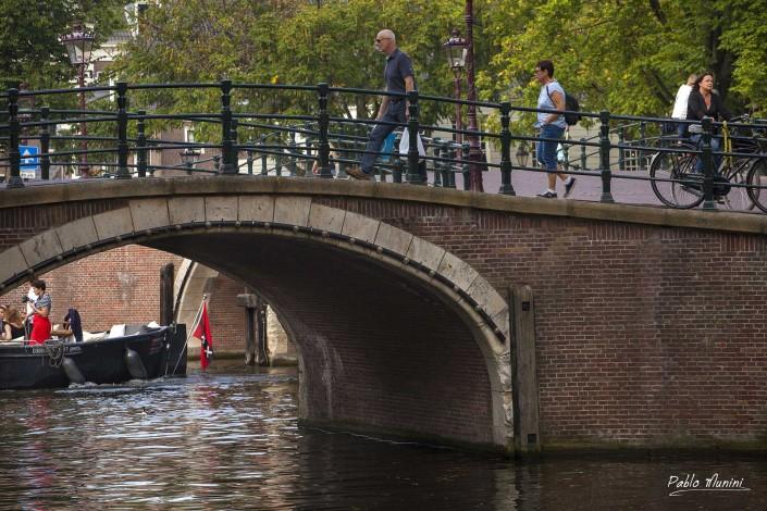 Keizersgracht channel. Amsterdam images.Pablo Munini