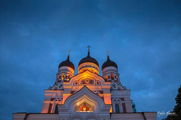 Alexander Nevsky Cathedral, Tallinn. Pablo Munini